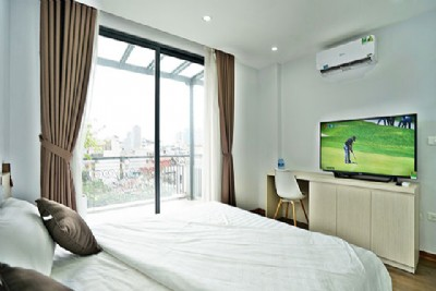 *AMAZING VIEW Serviced Apartment For rent Near Water Park, Enjoy Sunny Morning*