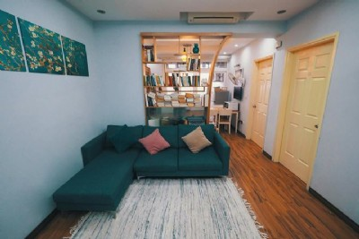 Beautiful Two Bedroom Property Rental in B14 Codominium, Pham Ngoc Thach Street, Dong Da