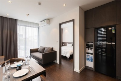 *Delight Serviced Apartment Rental in Tay Ho near Ciputra Hanoi*