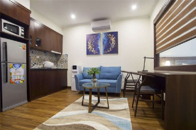 DeLuxe Serviced Apartment For Rent in Cau Giay District, Near IPH Tower
