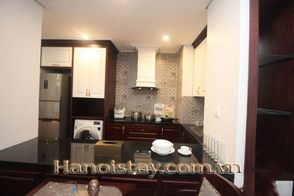 Luxury Two Bedroom Apartment Rental in Center of Hai Ba Trung district, High Class Amenities 12