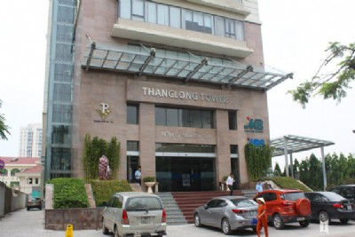 Nguy Nhu Kon Tum street, Thanh Xuan District - Thang Long Office Tower