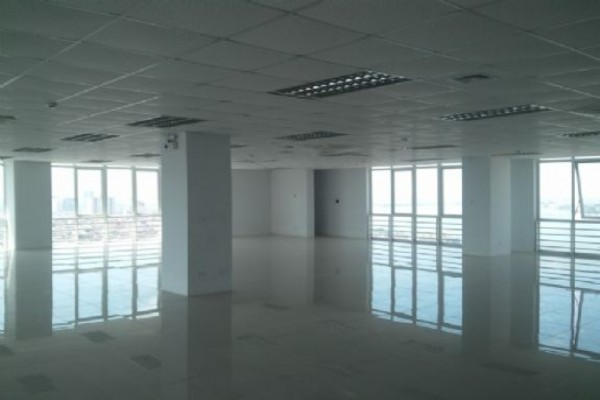 Office for rent 130m2 in Machinco building, Hoang Hoa Tham, Ba Dinh 3
