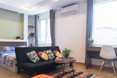 *Romantic Cozy Apartment Lac Long Quan street - Central Area*
